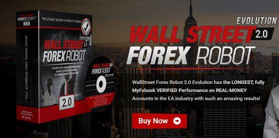 Wallstreet forex robot eur33+gbp30 real