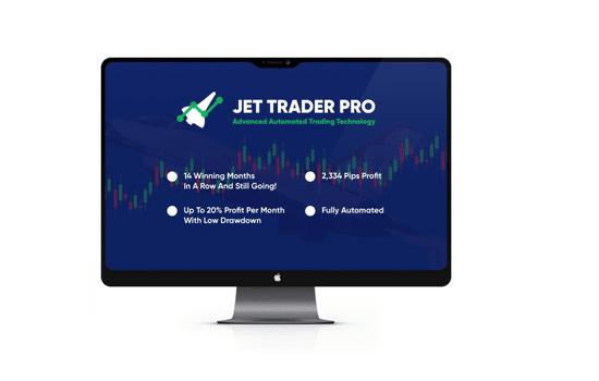 Bemutatom a Jet Trader Pro forex robotot