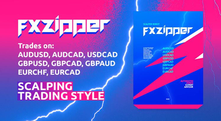 FXZipper, egy újabb éjszakai skalpoló forex robot
