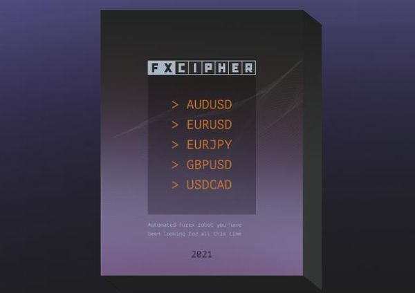Bemutatom az FXCipher forex robotot